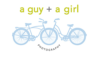 a guy + a girl photography – aguyandagirlphotography.com/blog logo